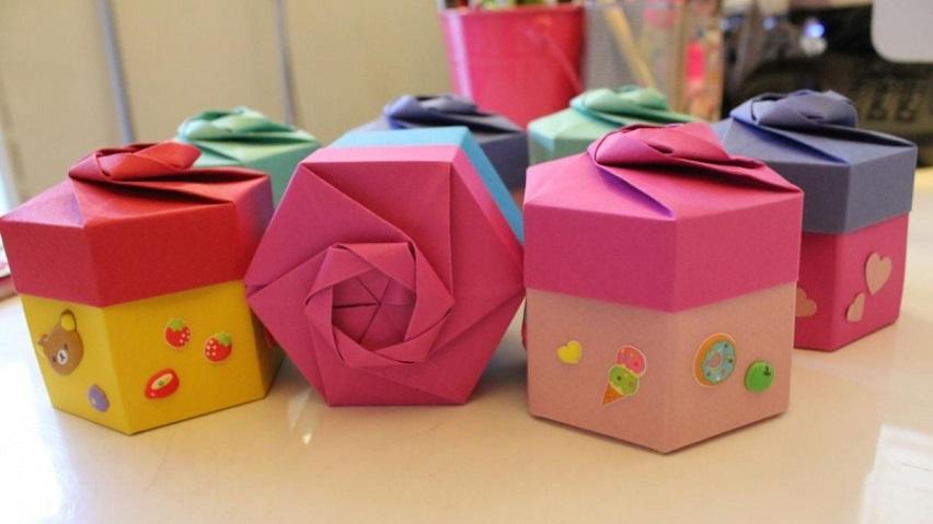 怎樣巧解圖形推理折紙盒