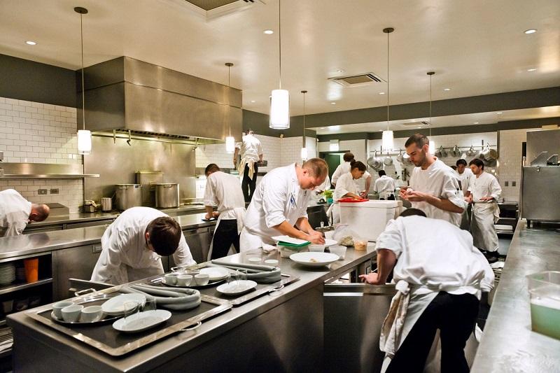 餐館廚具設備預算